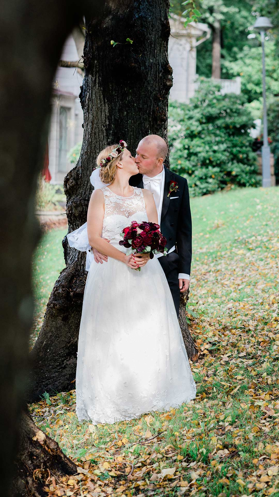 Louisa and Love in wedding photography